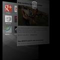 Opera Mini 8.0.0 No - 02:上へスワイプでタブを閉じる
