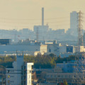 Photos: 犬山成田山から見た中部電力千代田ビル