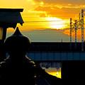Photos: SX730HS:クリエイティブショットで撮影した清洲城前大手橋の欄干 - 4