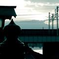 Photos: SX730HS:クリエイティブショットで撮影した清洲城前大手橋の欄干 - 5