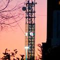 Photos: 大須商店街:大須観音手前から見た中京テレビ本社ビルの電波塔 - 2