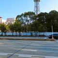 再整備工事中で封鎖されてた久屋大通公園(2019年1月27日) - 28