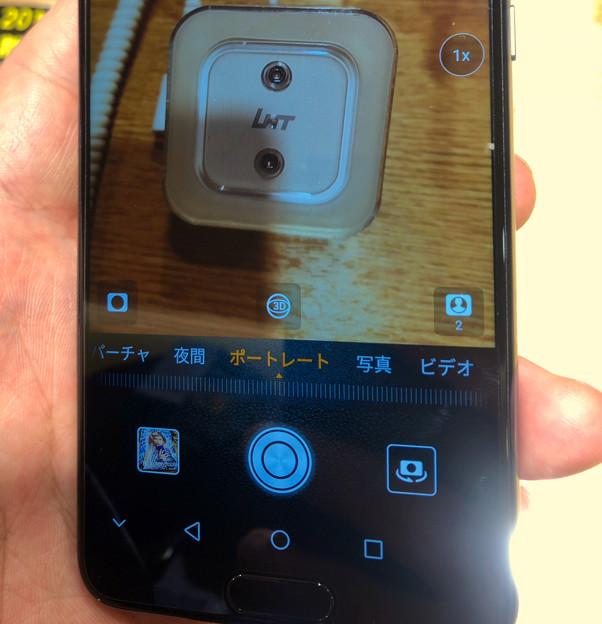 HUAWEI P20のカメラアプリの切り替えはiOSも真似すべき! - 1