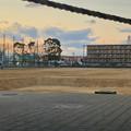プールが撤去された朝宮公園 - 7