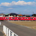 Photos: 可児市内を走る名鉄広見線 - 1