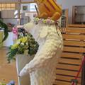 Photos: 花フェスタ記念公園:花のミュージアム内にいた変なキャラ - 5