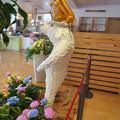 Photos: 花フェスタ記念公園:花のミュージアム内にいた変なキャラ - 6