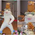 Photos: 花フェスタ記念公園:花のミュージアム内にいた変なキャラ - 8