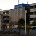 Photos: 昨日閉店し灯りの消えたザ・モール春日井のステンドグラス - 2