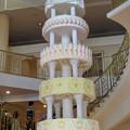 Photos: お菓子の城 No - 17:世界一の大シュガーウェディングケーキ