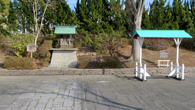 お菓子の城 No - 57:お菓子の神様「菓祖神」