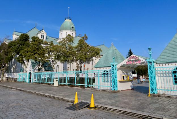 お菓子の城 No - 67:お城の入り口とお城