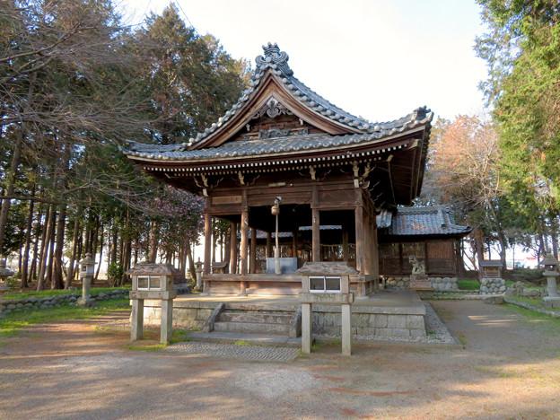 鳴海杻(なるみてがし)神社 - 18