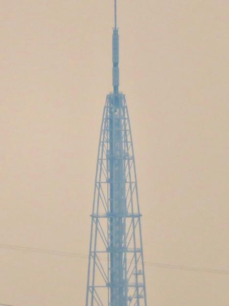円福寺の展望台から見た瀬戸デジタルタワー - 3