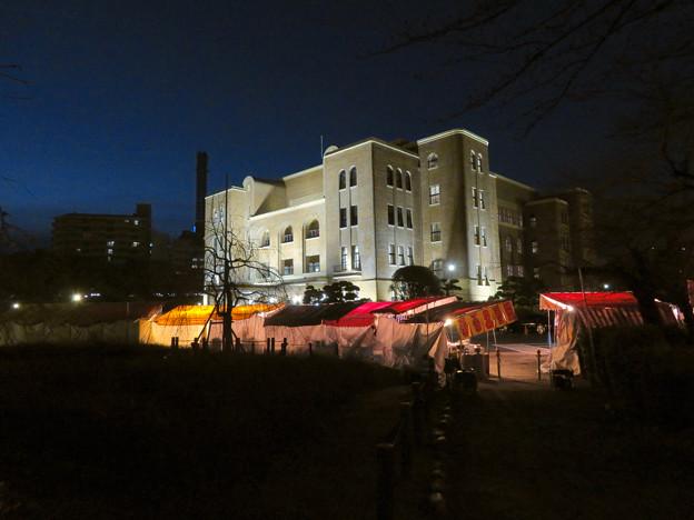 改修工事が終わっていた名古屋市公会堂 - 4