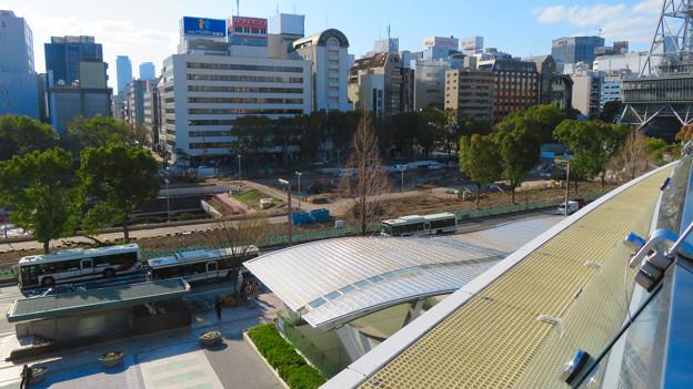 再整備工事中の久屋大通公園(2019年3月23日) - 7