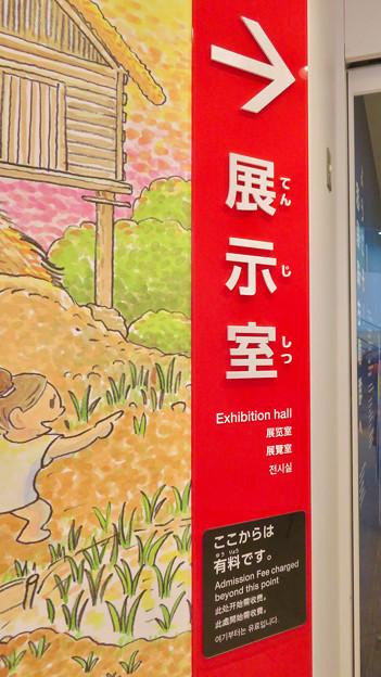 しだみ古墳群ミュージアム「SHIDAMU(しだみゅー)」展示室 No- 2:展示室入り口