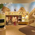 Photos: しだみ古墳群ミュージアム「SHIDAMU(しだみゅー)」展示室 No- 62:記念写真コーナーに用意されてる服やカツラ