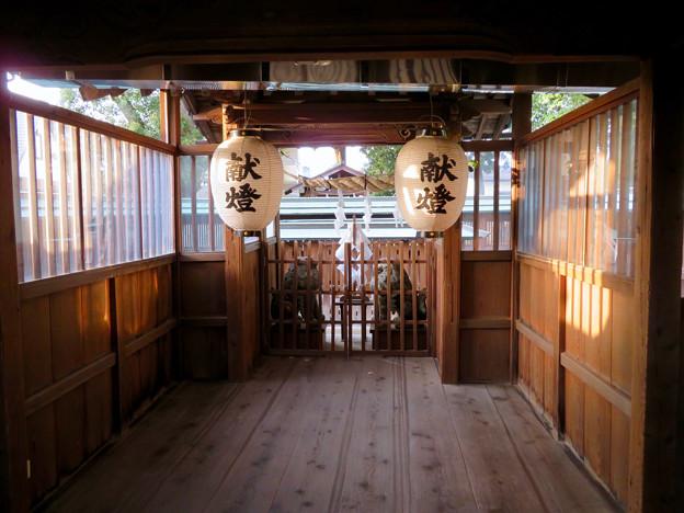 黒岩石刀神社 - 17