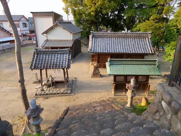 黒岩石刀神社 - 21