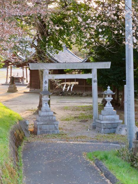 黒岩石刀神社 - 23