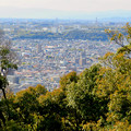 尾張戸神社の展望台から見た景色 - 7:春日井方面