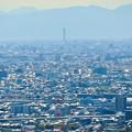 Photos: 尾張戸神社の展望台から見た景色 - 14:三菱電機稲沢製作所のエレベータ試験棟
