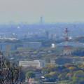 Photos: 尾張戸神社の展望台から見た景色 - 34:ツインアーチ138