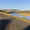 庄内川沿いから見た高蔵寺ニュータウン方面 - 1