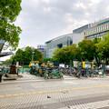リニューアル工事中の久屋大通公園(2019年4月21日) - 17:栄バスターミナル