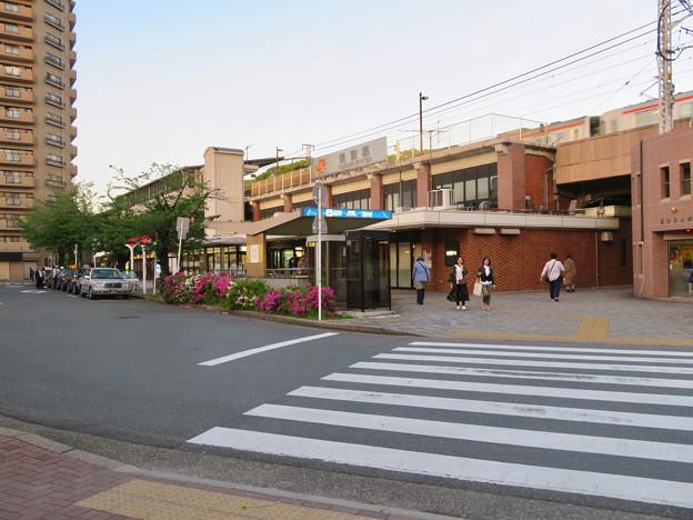 JR中央線の鶴舞駅(2019年5月) - 1