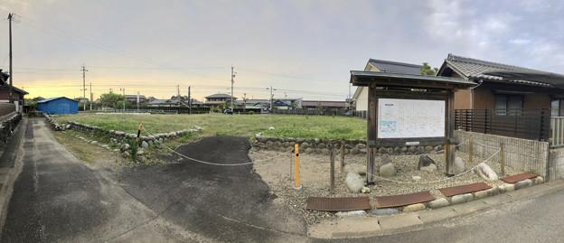 宮後城(蜂須賀屋敷跡)- 3:パノラマ