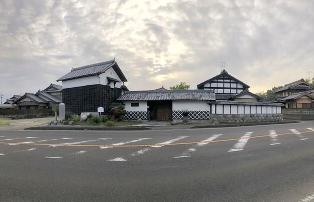 前野家屋敷跡 - 8:パノラマ