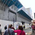 Photos: 中公設市場跡地に建設中の建物(2019年4月21日) - 1