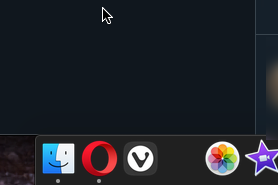 Vivaldi 2.5.1525.37:Twitter公式WEBをパネルに表示するとフリーズ - 2(強制終了できず?)