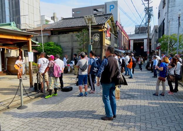 栄ミナミ音楽祭 2019 No - 8:富士浅間神社:JUNさん(富士浅間神社)