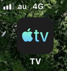 ビデオアプリがリニューアルし「Apple TV」アプリに - 13:ロック画面アイコン