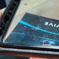 Photos: KYOKAのiPhone 7&8用の格安防水・耐衝撃ケース:1年半使って付いた細かい傷 - 2