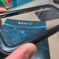 Photos: KYOKAのiPhone 7&8用の格安防水・耐衝撃ケース:1年半使って付いた細かい傷 - 3