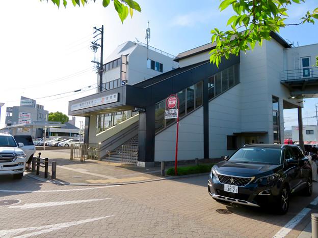 名鉄新鵜沼駅 - 7:自由通路入り口