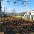 犬山橋・新鵜沼駅間の線路 - 4