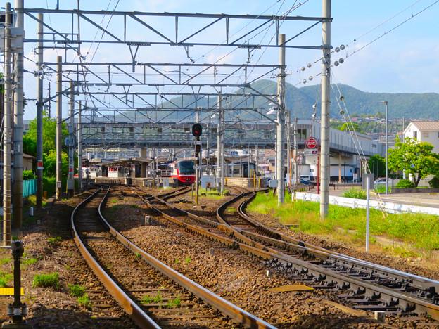 犬山橋・新鵜沼駅間の線路 - 5