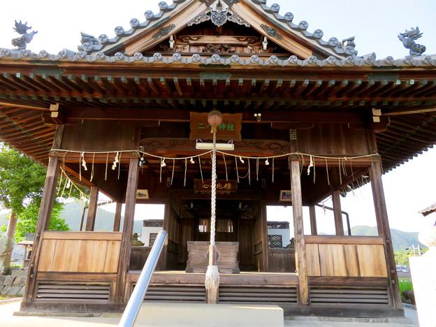 鵜沼宿にある二ノ宮神社 No - 9