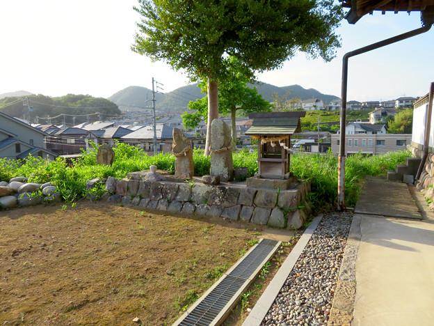 鵜沼宿にある二ノ宮神社 No - 13