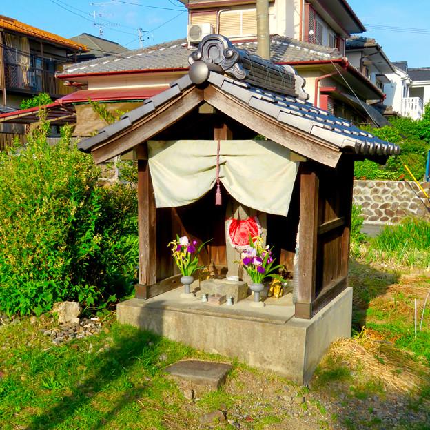 鵜沼宿 No - 2:赤坂の地蔵堂