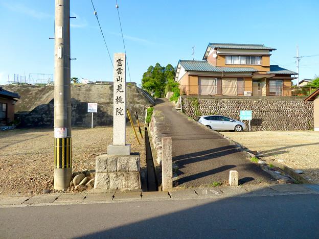 鵜沼宿 No - 6:見桃院