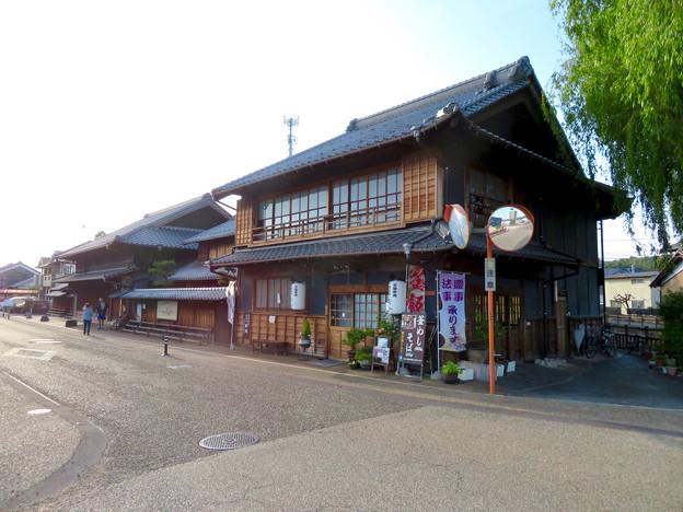 鵜沼宿 No - 16:宇留摩庵