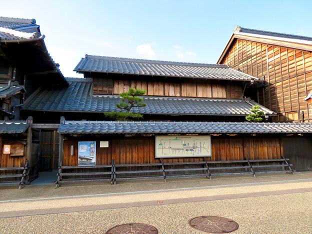 鵜沼宿 No - 21:旧武藤家住宅町家館