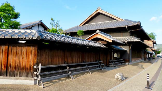 鵜沼宿 No - 26:旧武藤家住宅町家館