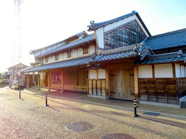 鵜沼宿 No - 40:脇本陣